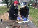 Northern Pike Filleting