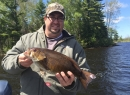 Junior with spring 2015 Smallie on TFF