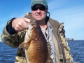Turtle Flowage-Nice fall smallie